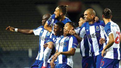 Photo of F. C. Porto aproveita deslize do Benfica e isola-se na liderança da Liga