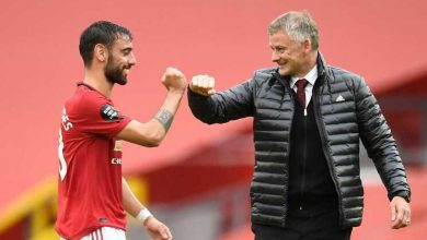 Photo of Bruno Fernandes leva o Manchester United à Liga dos Campeões