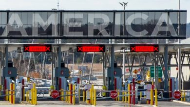 Photo of Canada-U.S. border closure to be extended for another 30 days, say officials