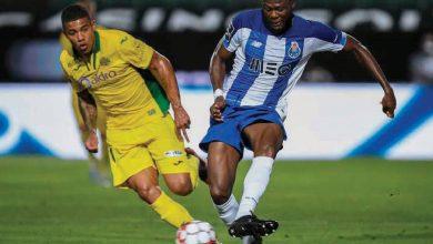 Photo of F. C. Porto vence Paços de Ferreira  e aumenta distância na liderança