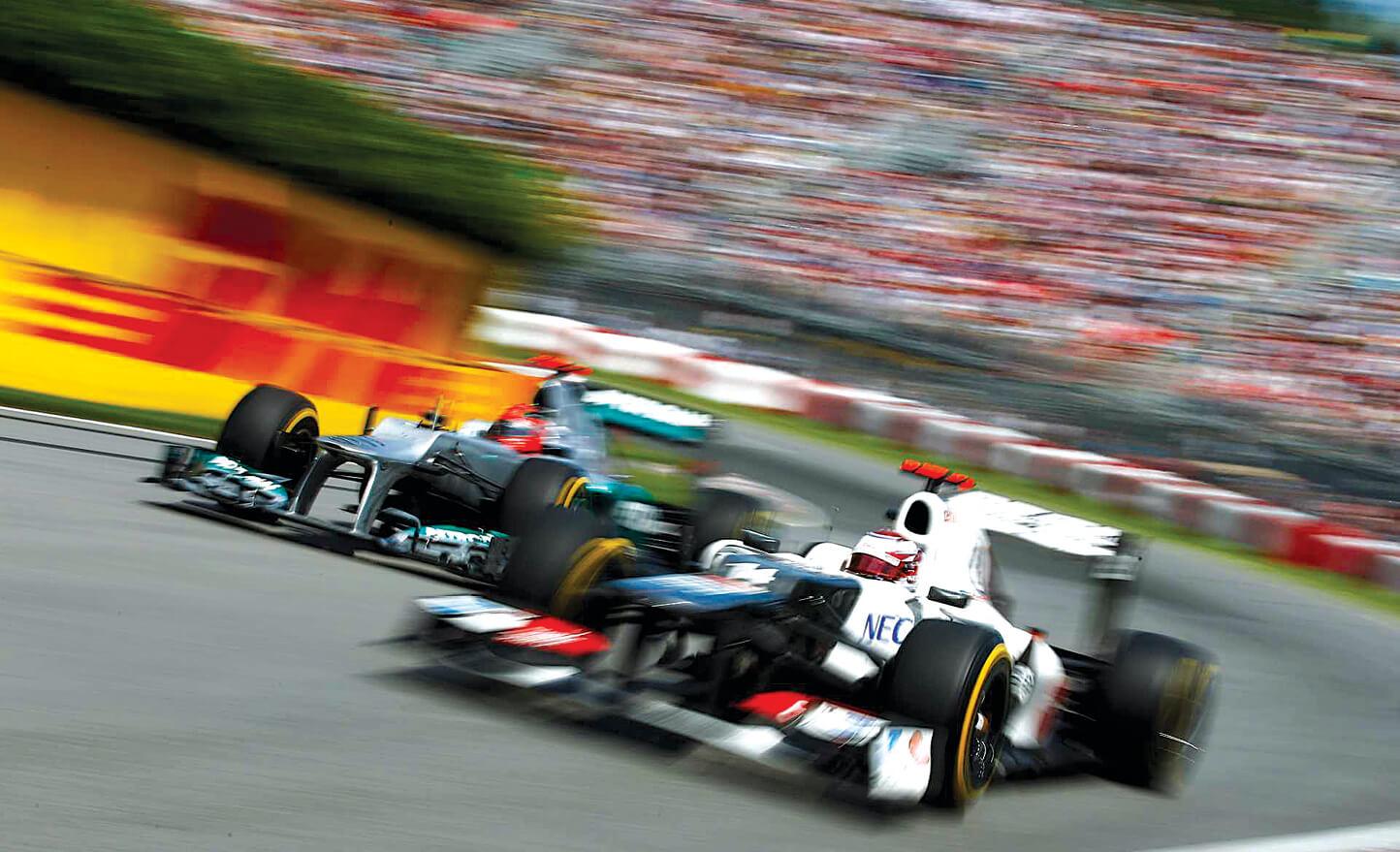 F1 - MILENIO STADIUM - PORTUGAL