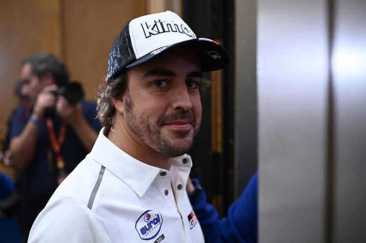 Fernando Alonso vai regressar à Fórmula 1 em 2021 - milenio stadium - mundo (1)