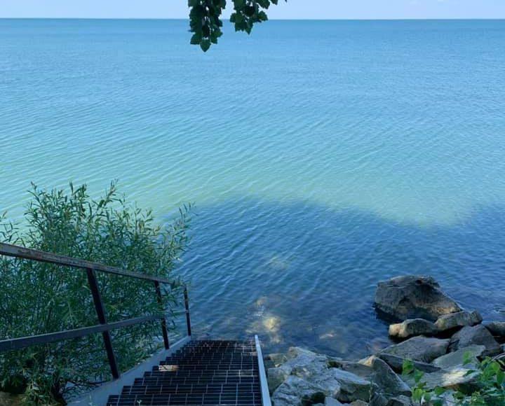 Pelee Island, praia e bom vinho-lago-temacapa-mileniostadium