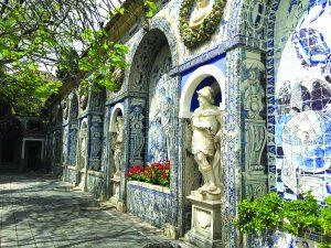 Palácio da Fronteira patio2-viagem-mileniostadium