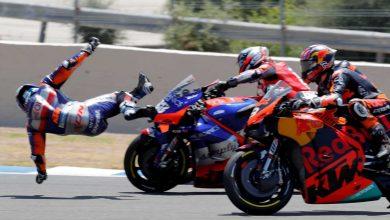 Photo of Miguel Oliveira cai na primeira curva e abandona GP da Andaluzia