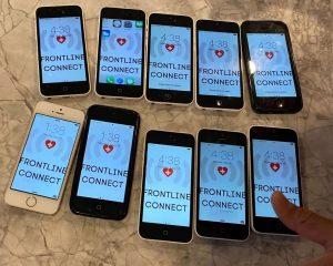 Smartphones-Milenio Stadium-GTA
