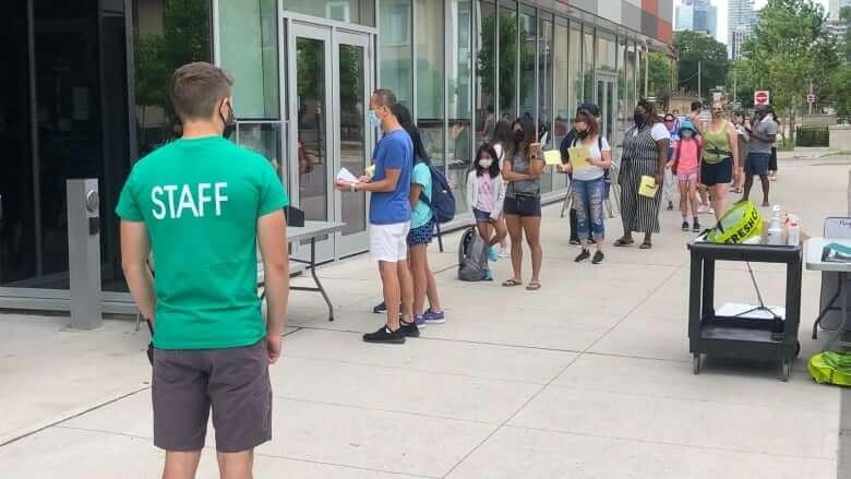 Photo of Toronto kicks off city-run CampTO program for children today amid COVID-19