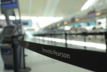 Photo of Toronto's Pearson airport cuts 1/4 of staff due to reduced travel demand amid COVID-19 pandemic