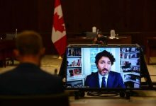 Photo of Trudeau says he 'pushed back' on WE contract due to family ties — but didn't recuse himself