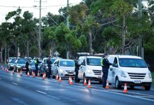 Photo of Australia's second largest city heads back into coronavirus lockdown