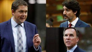 Sunday Scrum Morneau Trudeau-canada-mileniostadium