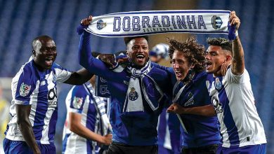 "Photo of Dragão finta destino e celebra ""dobradinha"""