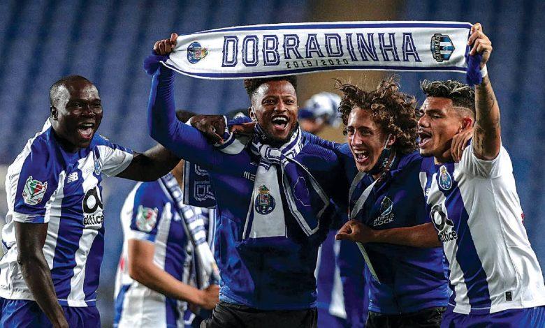 """Photo of Dragão finta destino e celebra """"dobradinha"""""""