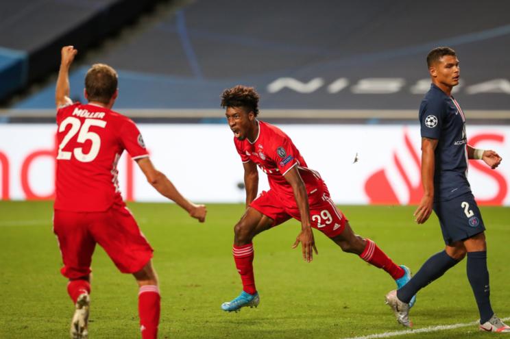 Bayern de Munique vence a Liga dos Campeões - milenio stadium - portugal