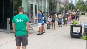 Children sent home after CampTO participant tests positive for COVID-19-Milenio Stadium-GTA