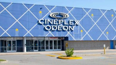 Photo of Cineplex reports $98.9-million Q2 loss with movie theatres closed