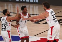 Photo of Defending NBA champion Raptors claw out victory over Nets, Jazz win
