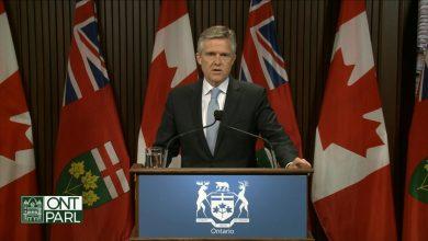 Photo of Déficit de Ontário mais do que duplicou
