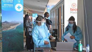 Dois novos casos positivos de covid-19 na Região-Milenio Stadium-Madeira
