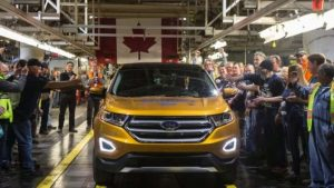 Ford recalls 63,367 vehicles in Canada for braking and coil spring issues-Milenio Stadium-Canada