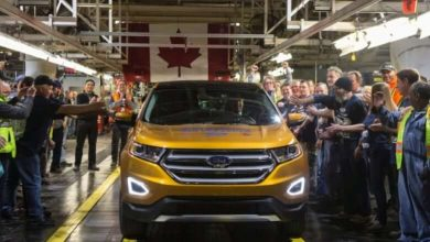 Photo of Ford recalls 63,367 vehicles in Canada for braking and coil spring issues