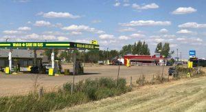 Gas stations in Alberta-Milenio Stadium-Canada