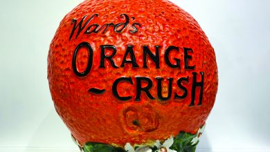Photo of Ward's Orange Crush & Ward's Lemon Crush
