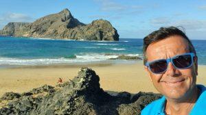 Jorge Gabriel de quarentena por contacto no Porto Santo com infetado-Milenio Stadium-Madeira