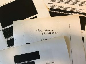 Meng Wanzhou documents-Milenio Stadium-Canada