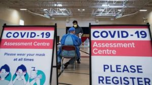 Ontario reports 122 new COVID-19 cases as hospitalizations climb-Milenio Stadium-GTA