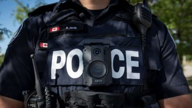 Photo of Police now rolling out body cameras, describe instances where they can be turned off