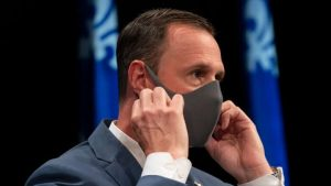 Quebec students Grade 5 and up will be required to wear masks in hallways-Milenio Stadium-Canada