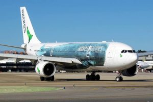 SATA-Avião cachalote vai custar 23 milhões de dólares-Milenio Stadium-Açores