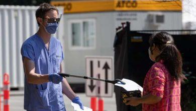 Photo of Sunnybrook hospital declares COVID-19 outbreak