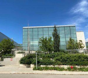 The VIDO-InterVac facility-Milenio Stadium-Canada