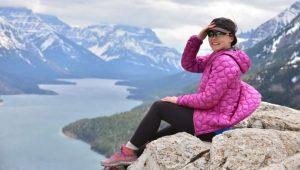 Travel blogger Karen Ung-Milenio Stadium-Canada