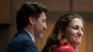 Trudeau looks to hit parliamentary reset amid WE Charity controversy-Milenio Stadium-Canada