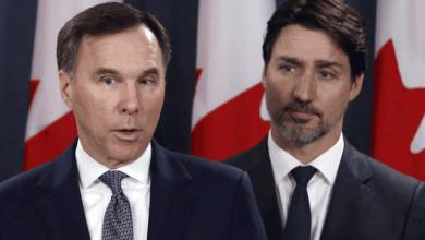 Photo of Trudeau mantém confiança em Bill Morneau