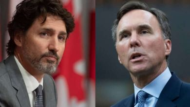 Photo of Trudeau says Morneau has his 'full support' as rumours swirl over finance minister's future