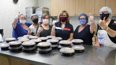 Semana do Food Drive-cozinheiras-local-mileniostadium