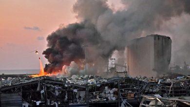 Photo of Mortos, feridos e grande destruição após forte explosão em Beirute