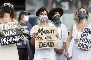 EUA registam 450 mortos e quase 40 mil infetados-mundo-mileniostadium