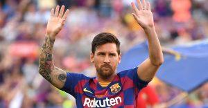 Lionel Messi Has Informed Barcelona-desporto-mileniostadium