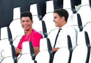 Cristiano Ronaldo fora da lista de melhores-desporto-mileniostadium