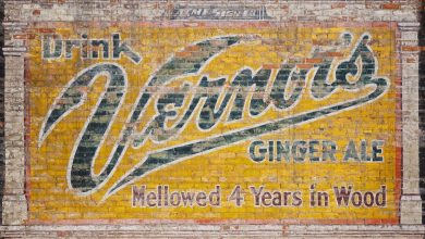 """Photo of Vernors ginger ale """"It's what we drink around here"""""""