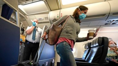 Photo of Transport Canada says if you can't wear a mask for medical reasons, prove it — or don't fly
