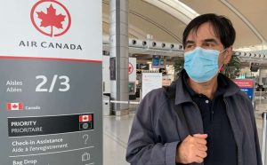Air Canada is offering free COVID-19-Milenio Stadium-Canada