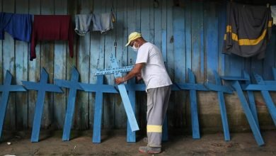 Photo of Brasil volta a somar mais de mil mortes em 24 horas