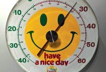 """Photo of """"Tenha um bom dia!""""  Slogan do Canada Dry"""