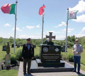 Monumentos aos Combatentes  da Guerra-mileniostadium-toronto